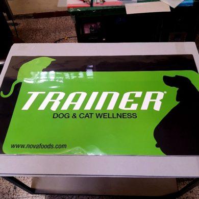 anti-rutsch-matte für tierarztpraxen